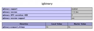 igbinary