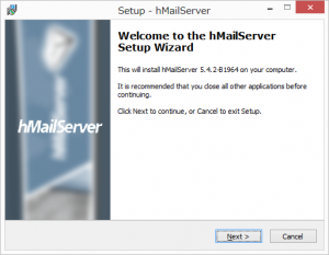 hmailserver-install